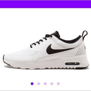 Nike Air Max Thea White/Black